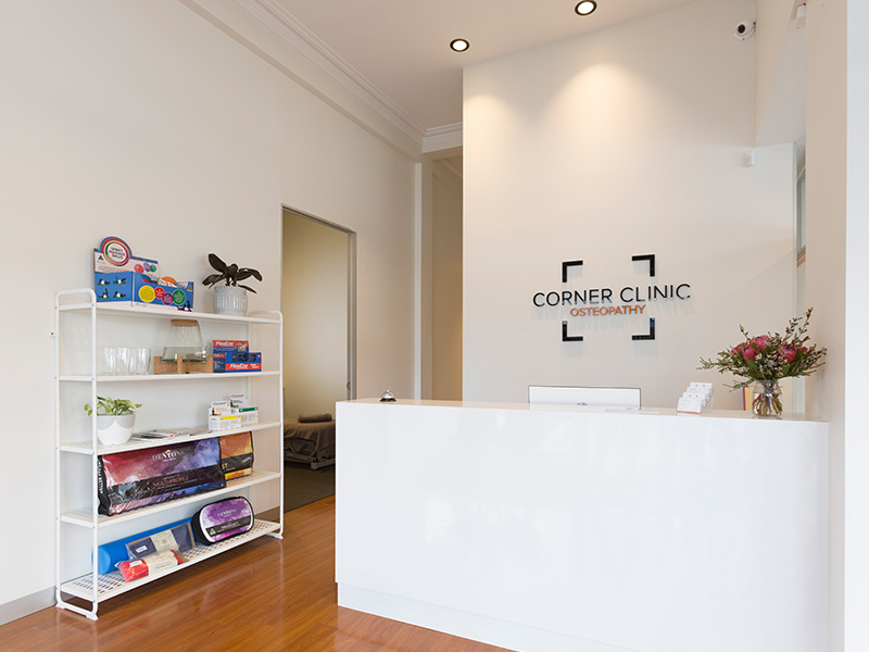 Corner Clinic Osteopathy Pascoe Vale Osteopath